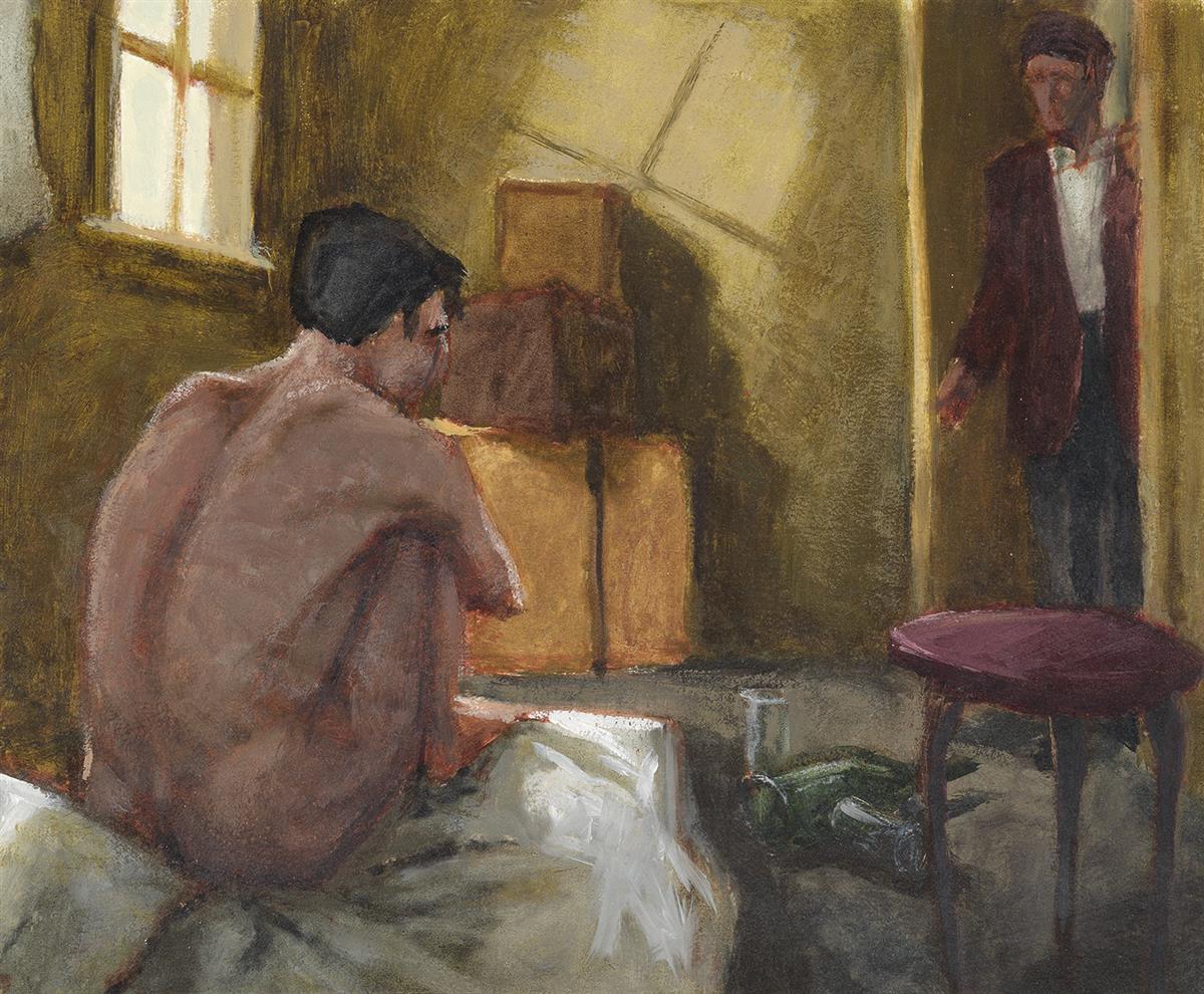 HUGH STEERS (1962-1995)  His Room.
