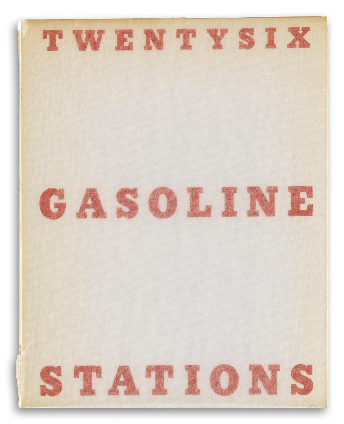 EDWARD-RUSCHA-Twentysix-Gasoline-Stations--Various-Small-Fir