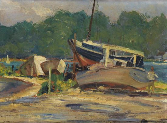 PELLEW, JOHN CLIFFORD. Aftermath of 1938 New England Hurricane