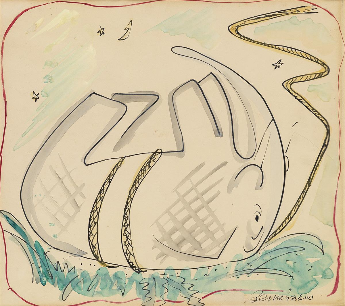 (CHILDRENS)-LUDWIG-BEMELMANS-Elephant