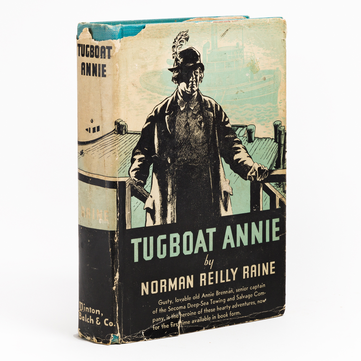 RAINE, NORMAN REILLY. Tugboat Annie.