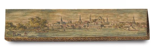 (FORE-EDGE-PAINTING)-Falconer-William-The-Shipwreck-A-Poem