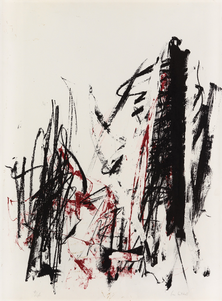 JOAN-MITCHELL-Arbres-(Black-and-Red)
