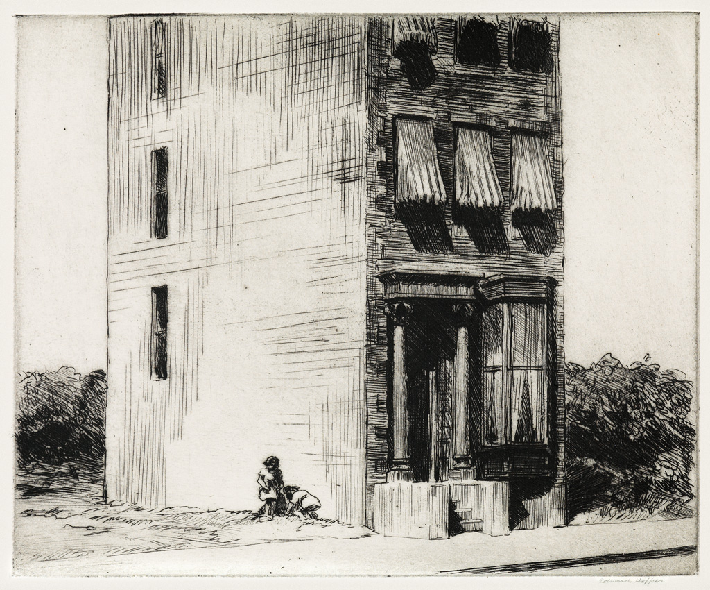 EDWARD-HOPPER-The-Lonely-House