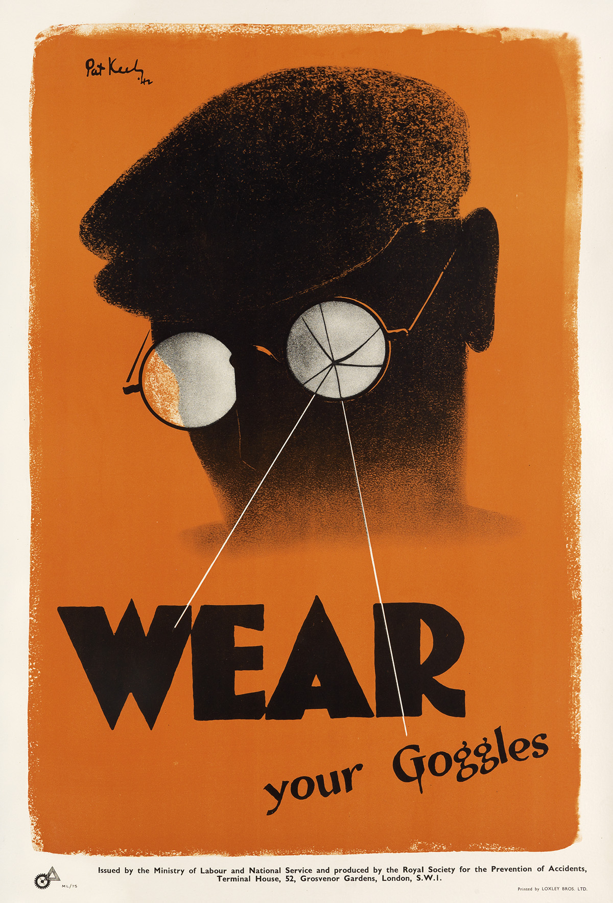 PATRICK-COKAYNE-KEELY-(1901-1970)-WEAR-YOUR-GOGGLES-1942-29x