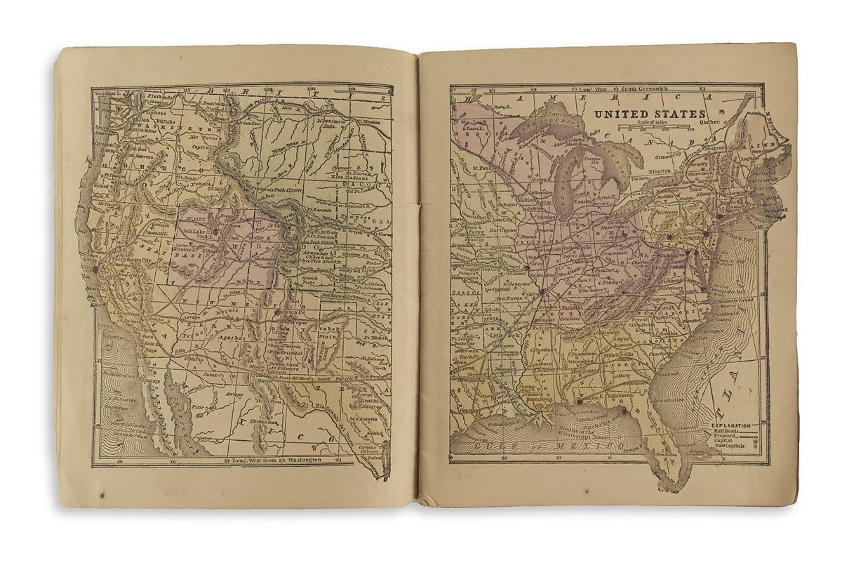 (CIVIL-WAR)-Gaston-Samuel-N-The-Campaign-Atlas-for-1861