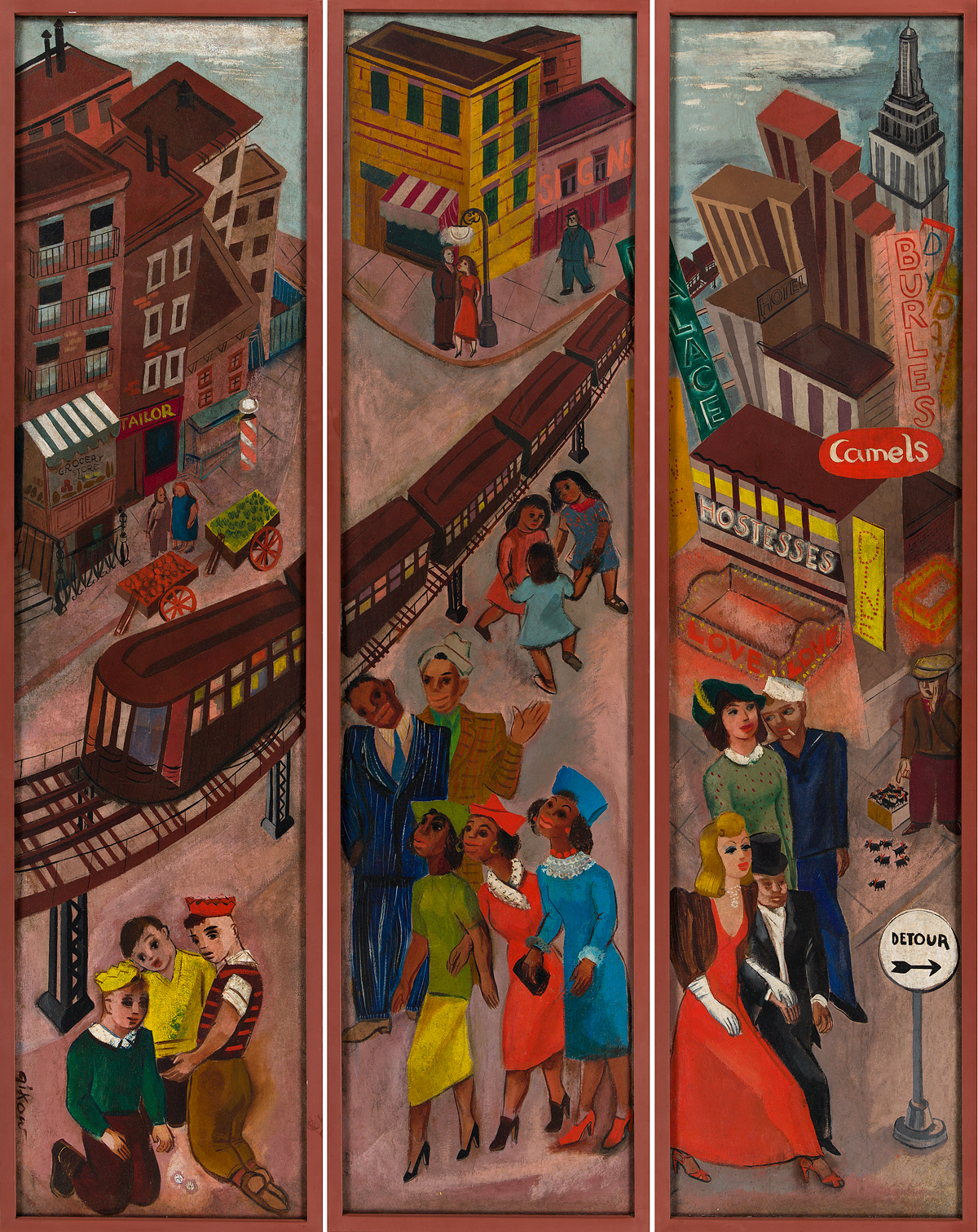 RUTH-GIKOW-New-York-City-Scene