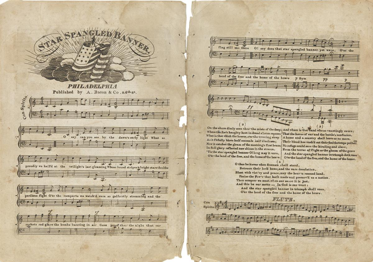 (WAR-OF-1812)-[Key-Francis-Scott]-Star-Spangled-Banner
