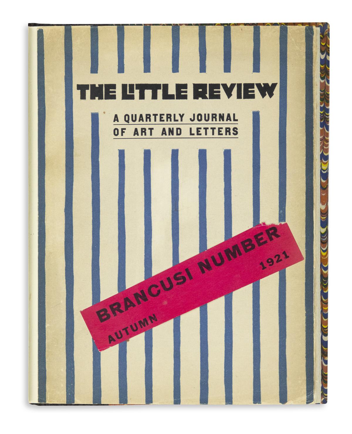(BRANCUSI-CONSTANTIN)-The-Little-Review