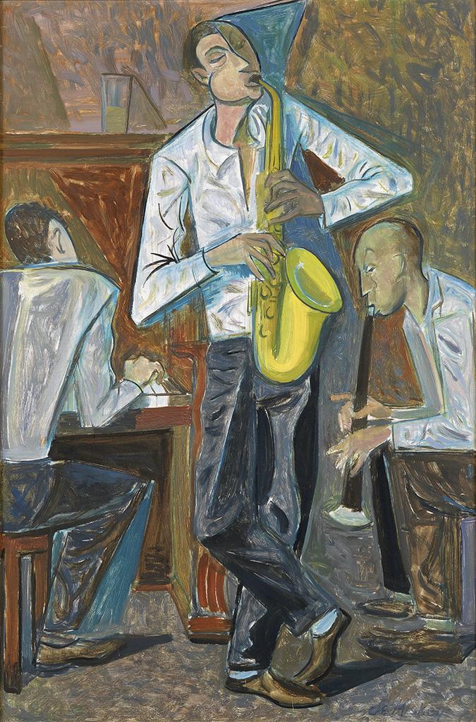 JULIAN-DE-MISKEY-Three-Man-Band
