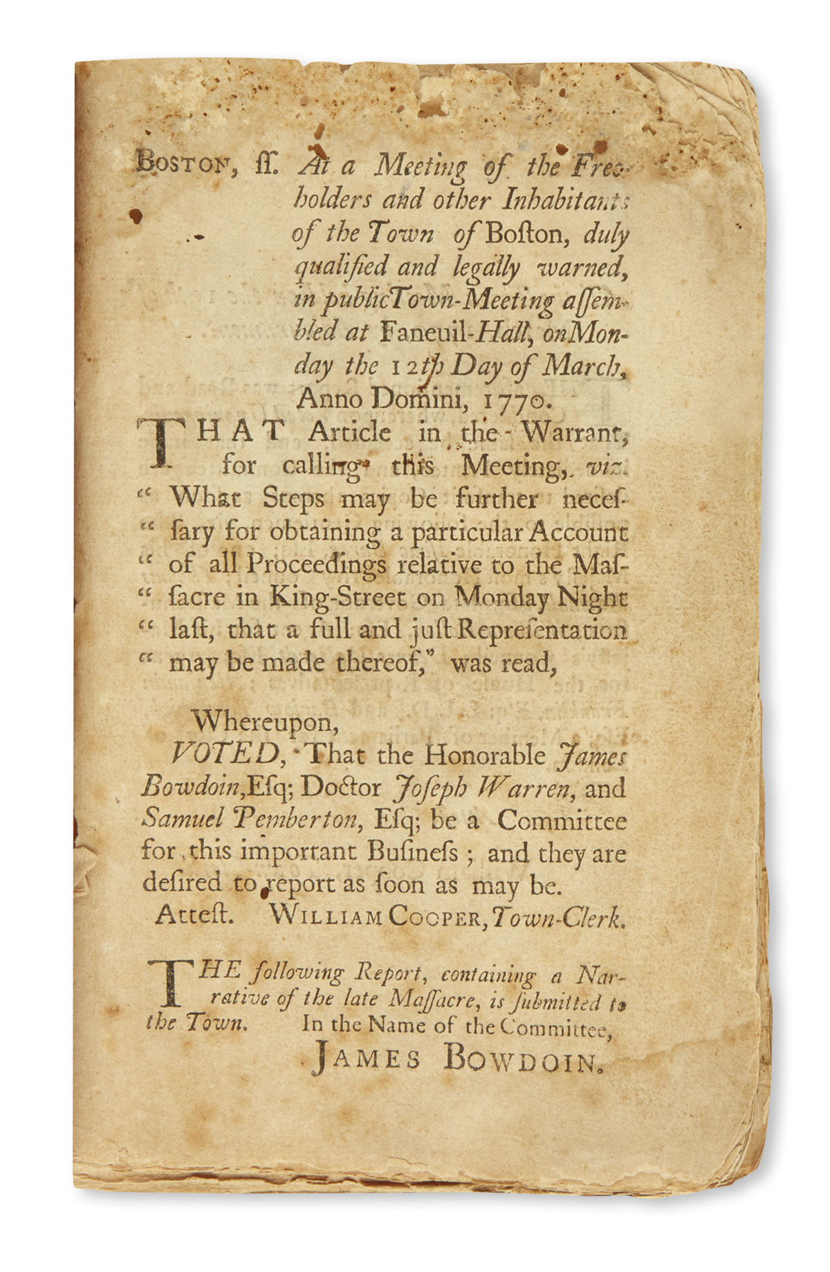 (AMERICAN-REVOLUTION--PRELUDE)-A-Short-Narrative-of-the-Horr