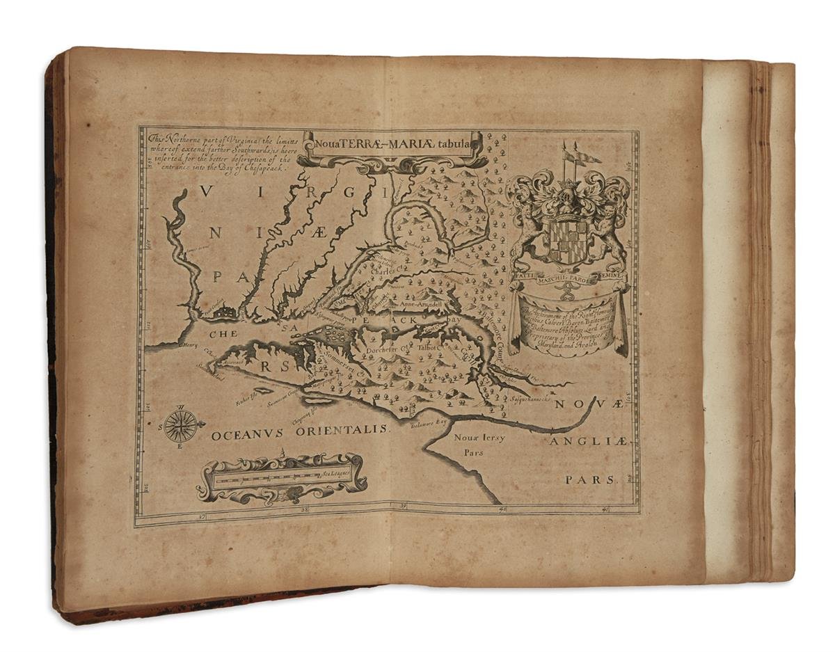 OGILBY, JOHN. America: Being the Latest and Most Accurate Description of the New World.