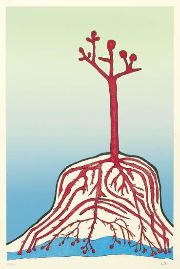 LOUISE-BOURGEOIS-The-Ainu-Tree
