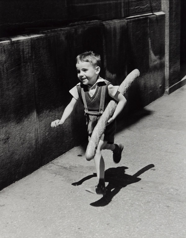 WILLY RONIS (1910-2009) Le Petit Parisien.