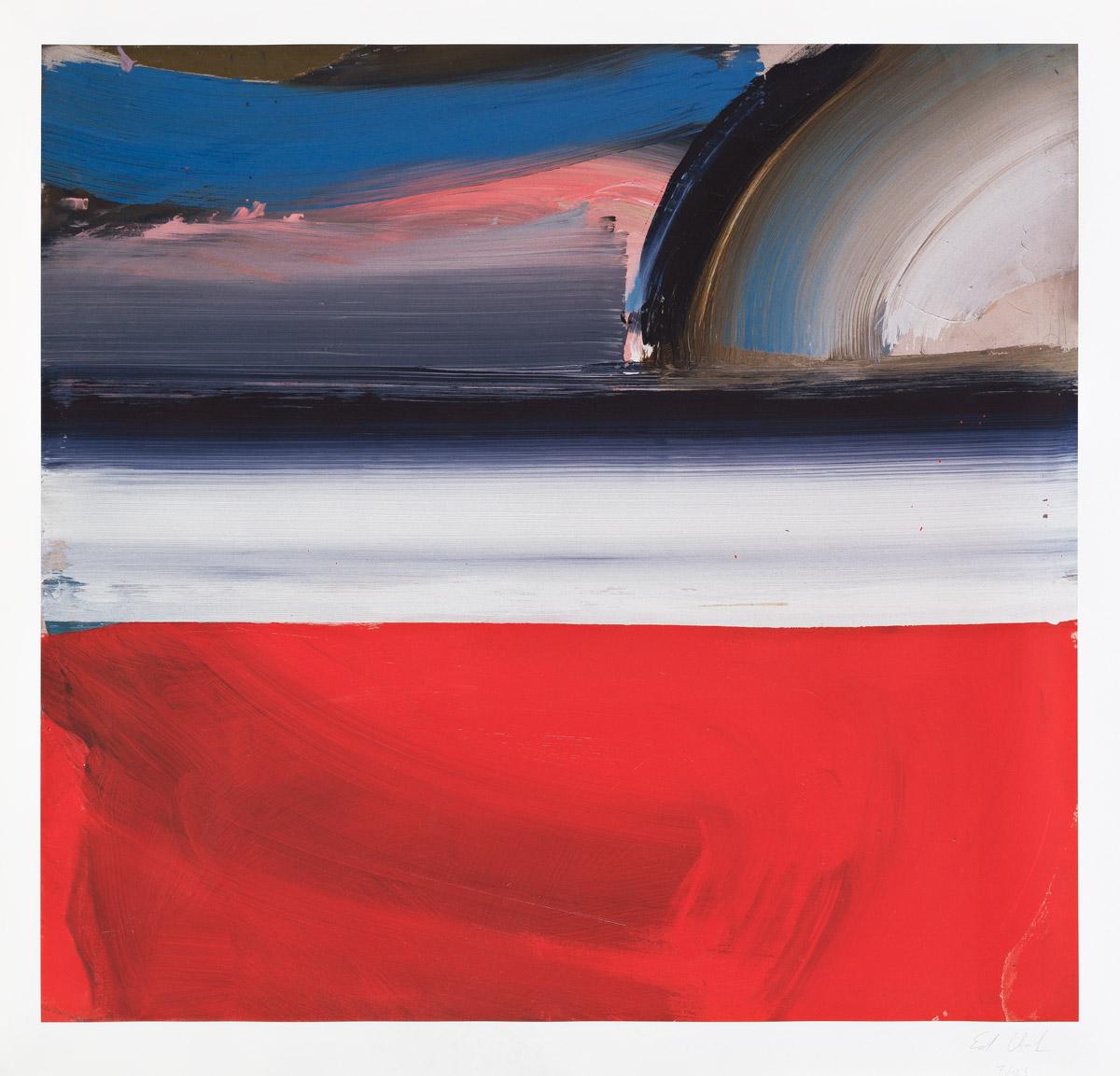 ED CLARK (1926 - 2019) Untitled.