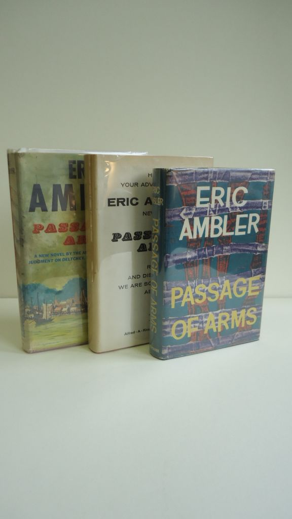 AMBLER-ERIC-A-Passage-of-Arms