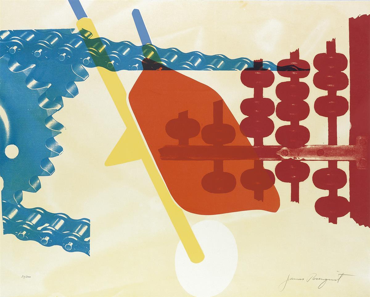 JAMES-ROSENQUIST-Two-prints