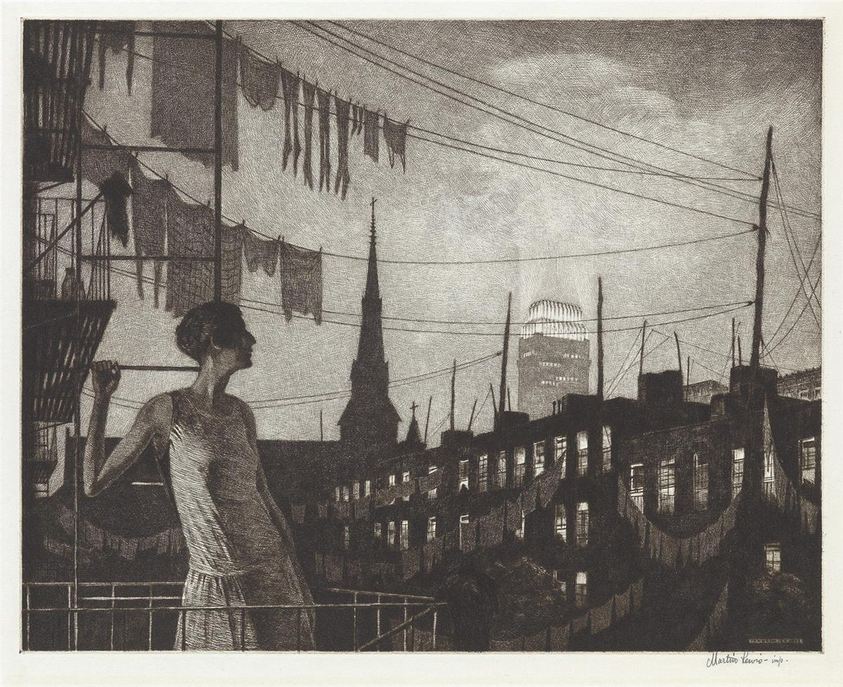MARTIN-LEWIS-Glow-of-the-City