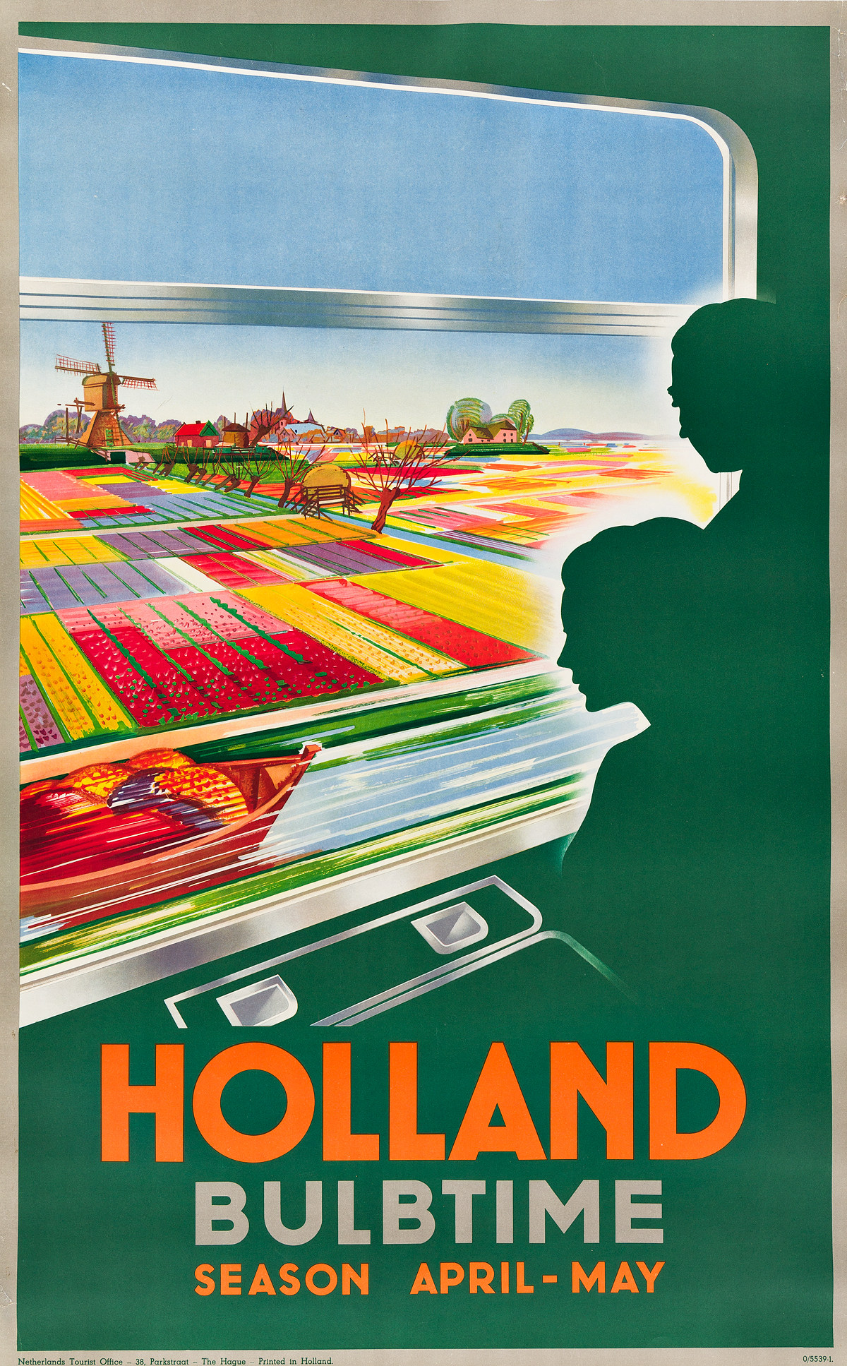 VARIOUS-ARTISTS-HOLLAND-Two-posters-Sizes-vary-approximately-40x24-inches-101x62-cm