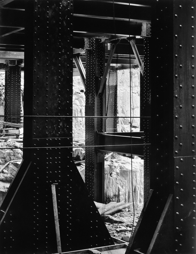 BERENICE ABBOTT (1898-1991) Rock Foundation * Science * General Store.