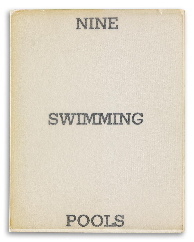 EDWARD-RUSCHA-Nine-Swimming-Pools-and-Broken-Glass--Real-Est