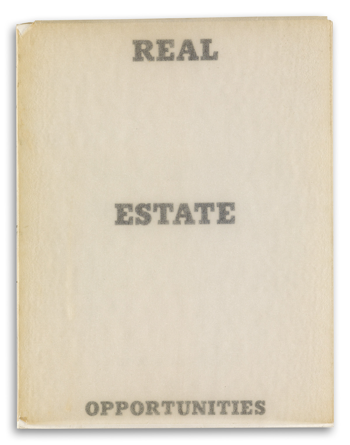 EDWARD-RUSCHA-Nine-Swimming-Pools-and-Broken-Glass--Real-Estate-Opportunities