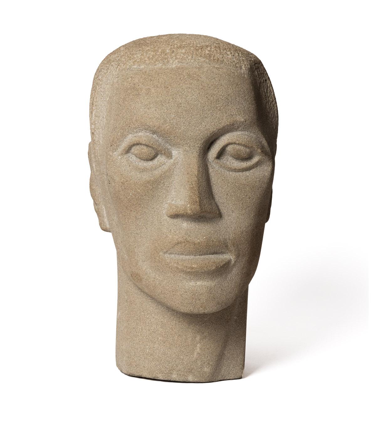 ELIZABETH CATLETT (1915 - 2012) Head.
