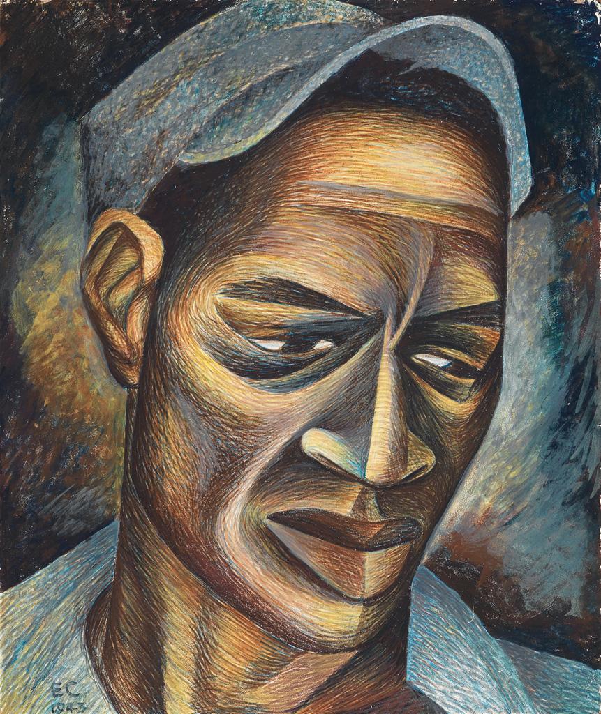 ELIZABETH CATLETT (1915 - 2012) War Worker.