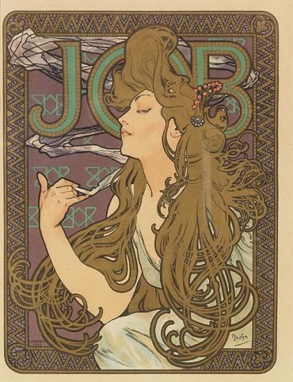 ALPHONSE-MUCHA-(1860-1939)-JOB-Maîtres-de-lAffiche-pl-202-19