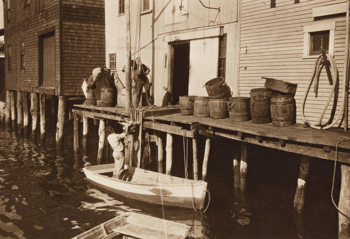 MARGARET BOURKE-WHITE (1904-1971) New Orleans.