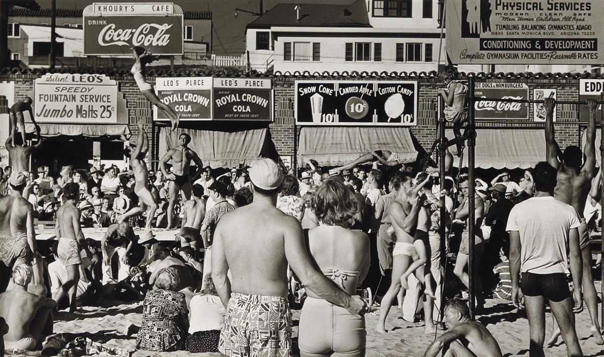 MAX-YAVNO-(1911-1985)-Muscle-Beach