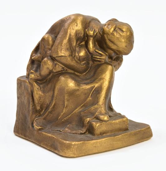 META-VAUX-WARRICK-FULLER-(1877---1968)-Sorrow