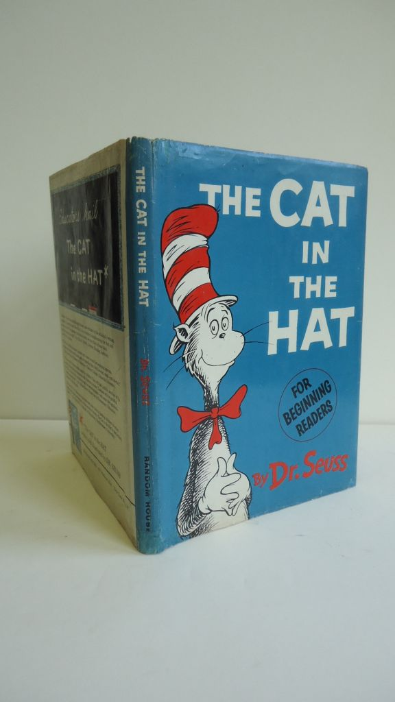 (CHILDRENS-LITERATURE)-Seuss-Dr-(Theodore-Geisel)-The-Cat-in-the-Hat