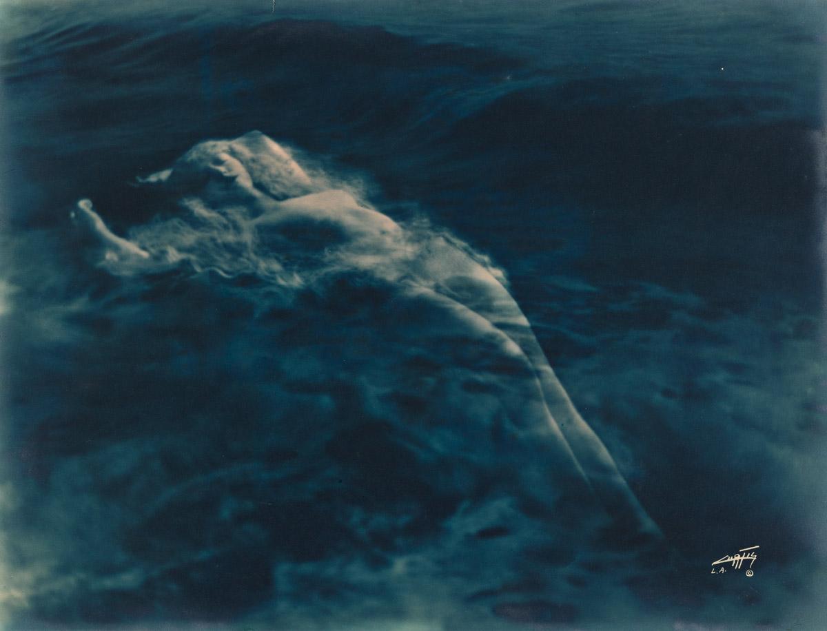 EDWARD S. CURTIS (1968-1952) Floating Aphrodite.