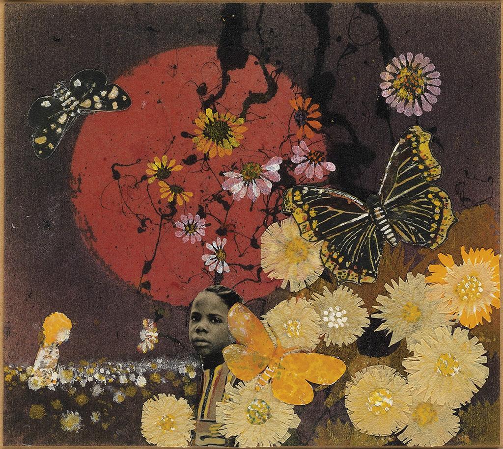 WALTER WILLIAMS (1920 - 1988) Untitled.