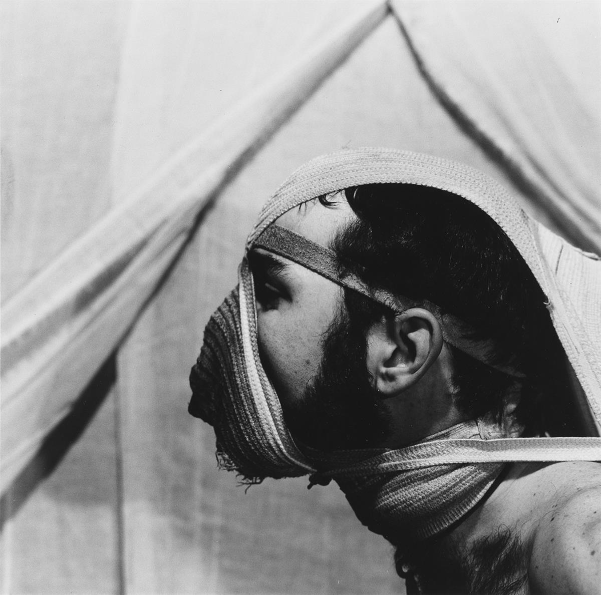 ROBERT MAPPLETHORPE (1946-1989) Scott (Jock Strap).