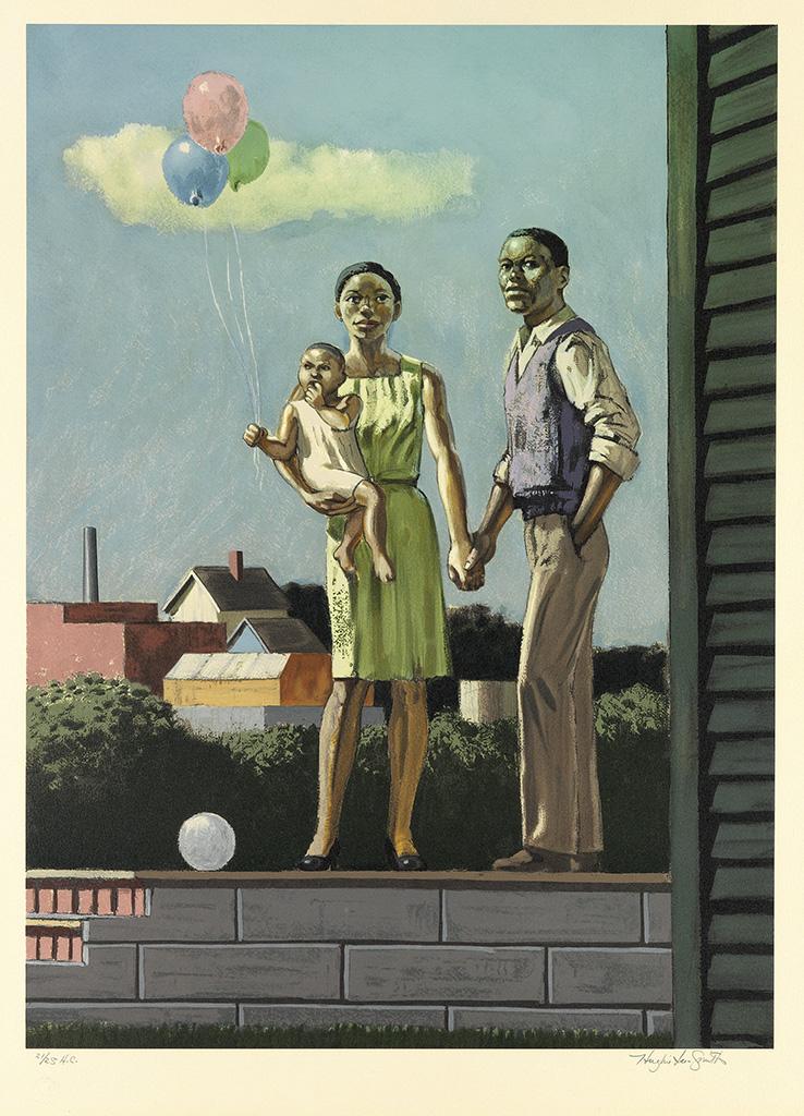 HUGHIE LEE-SMITH (1915 - 1999). Promise.