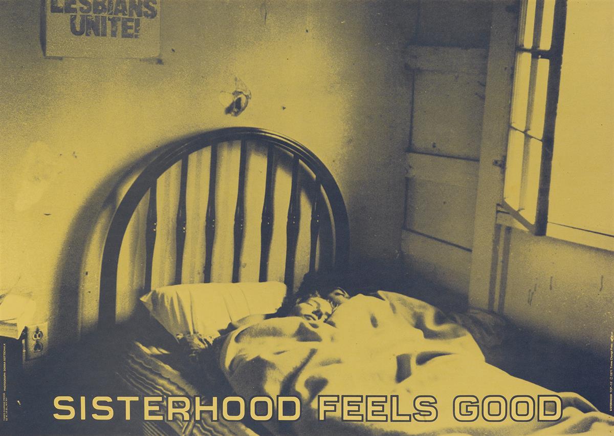 DONNA-GOTTSCHALK--Sisterhood-Feels-Good