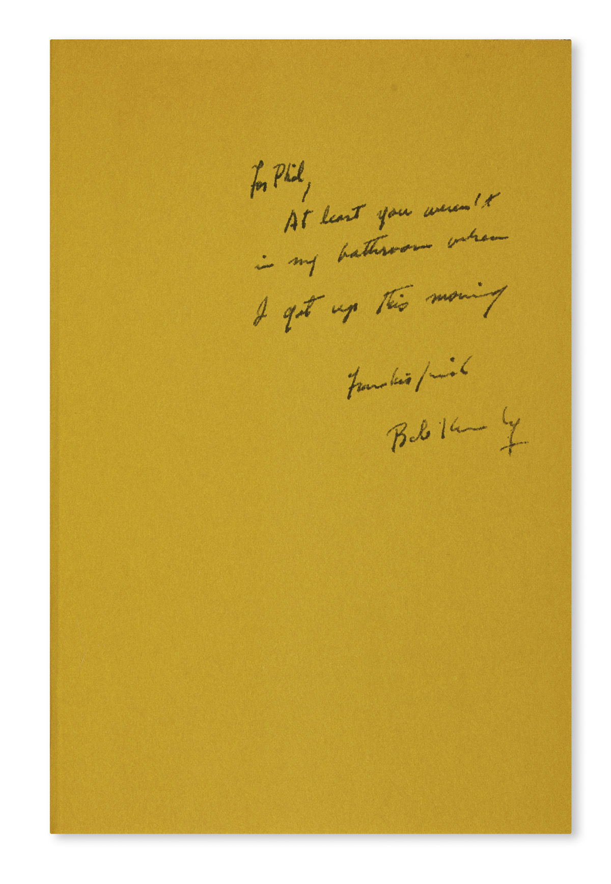 KENNEDY-ROBERT-F-The-Pursuit-of-Justice-Inscribed-and-Signed