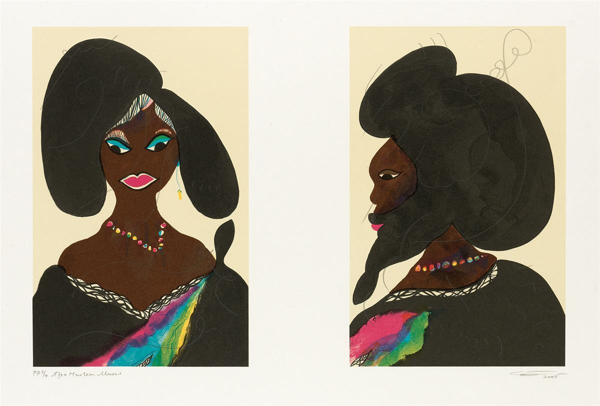 CHRIS-OFILI-Afro-Harlem-Muses