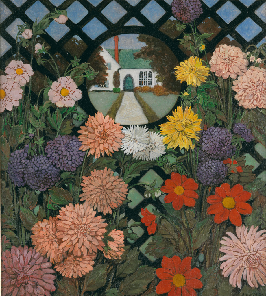 (FLOWERS.) ETHEL BETTS BAINS. Fall Planting Number.