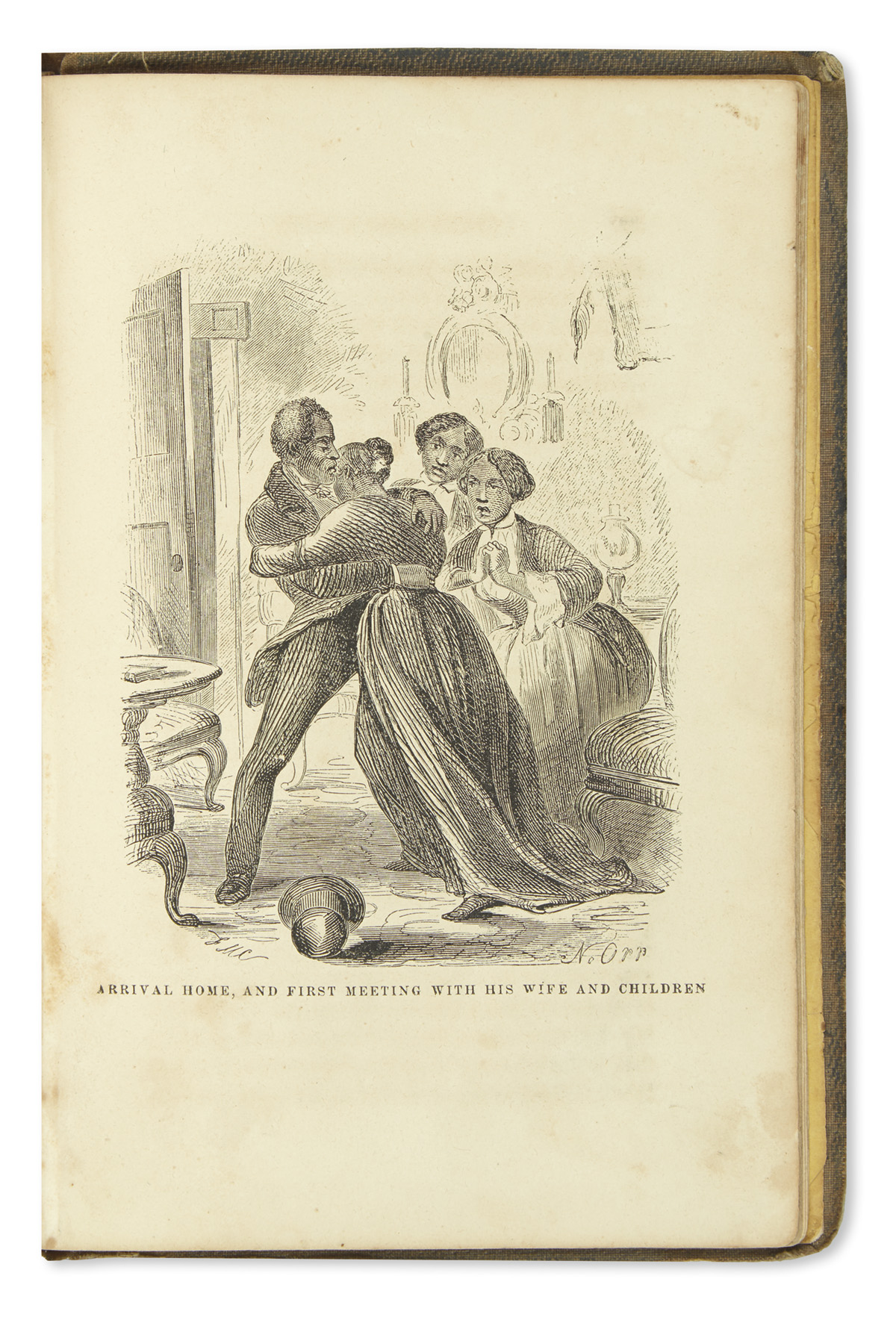 (SLAVERY-AND-ABOLITION)-Northup-Solomon-Twelve-Years-a-Slave
