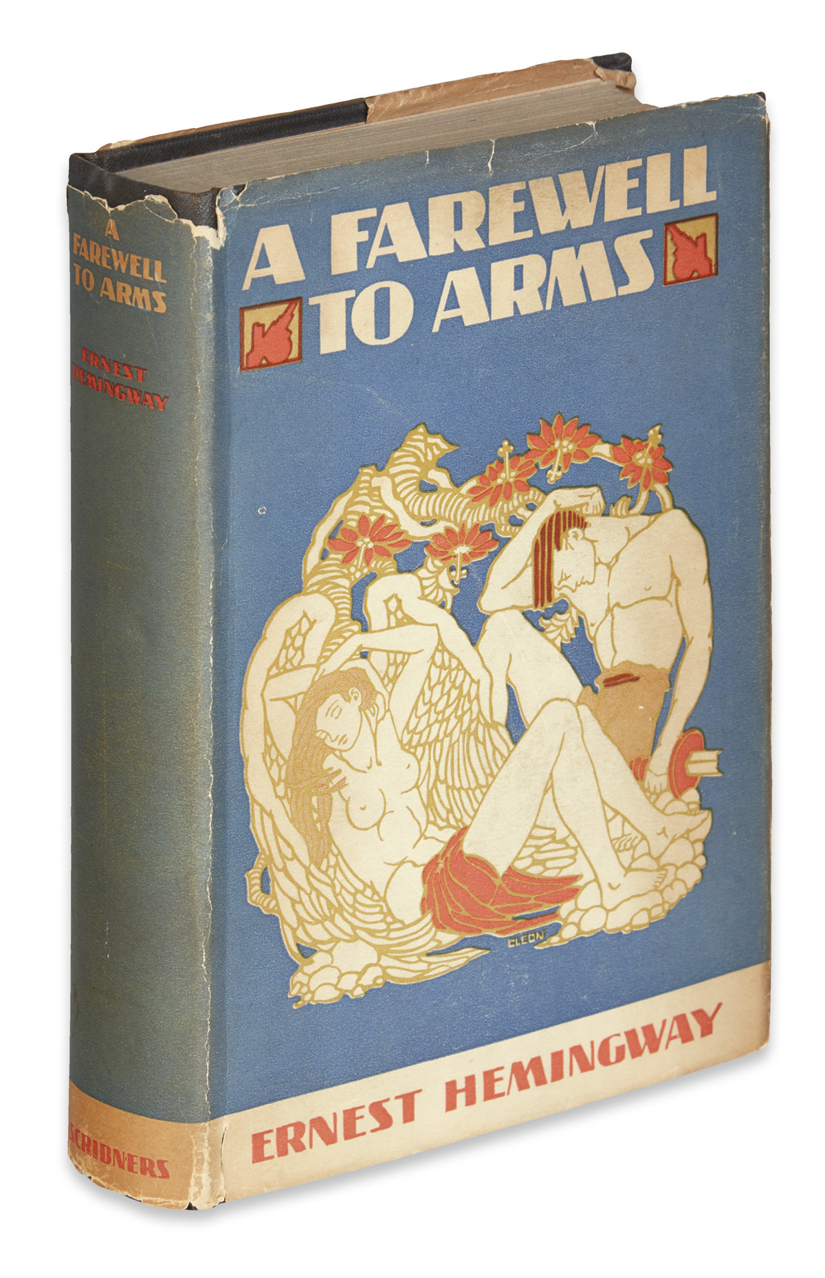 HEMINGWAY-ERNEST-A-Farewell-to-Arms
