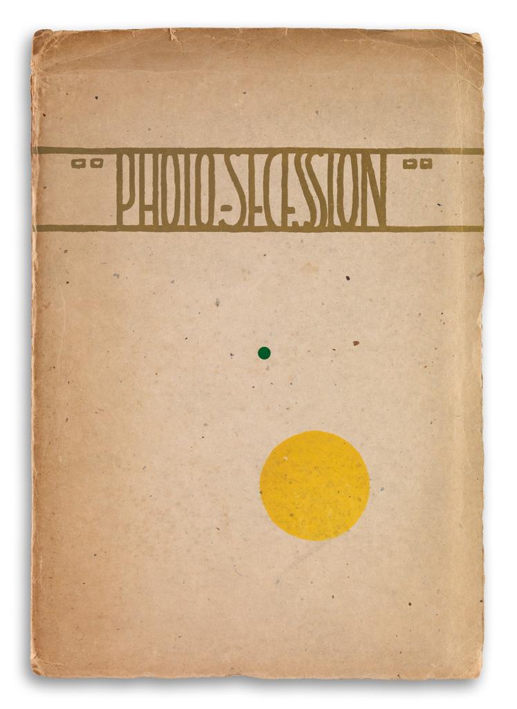 (STIEGLITZ-ALFRED)-Photo-Secession