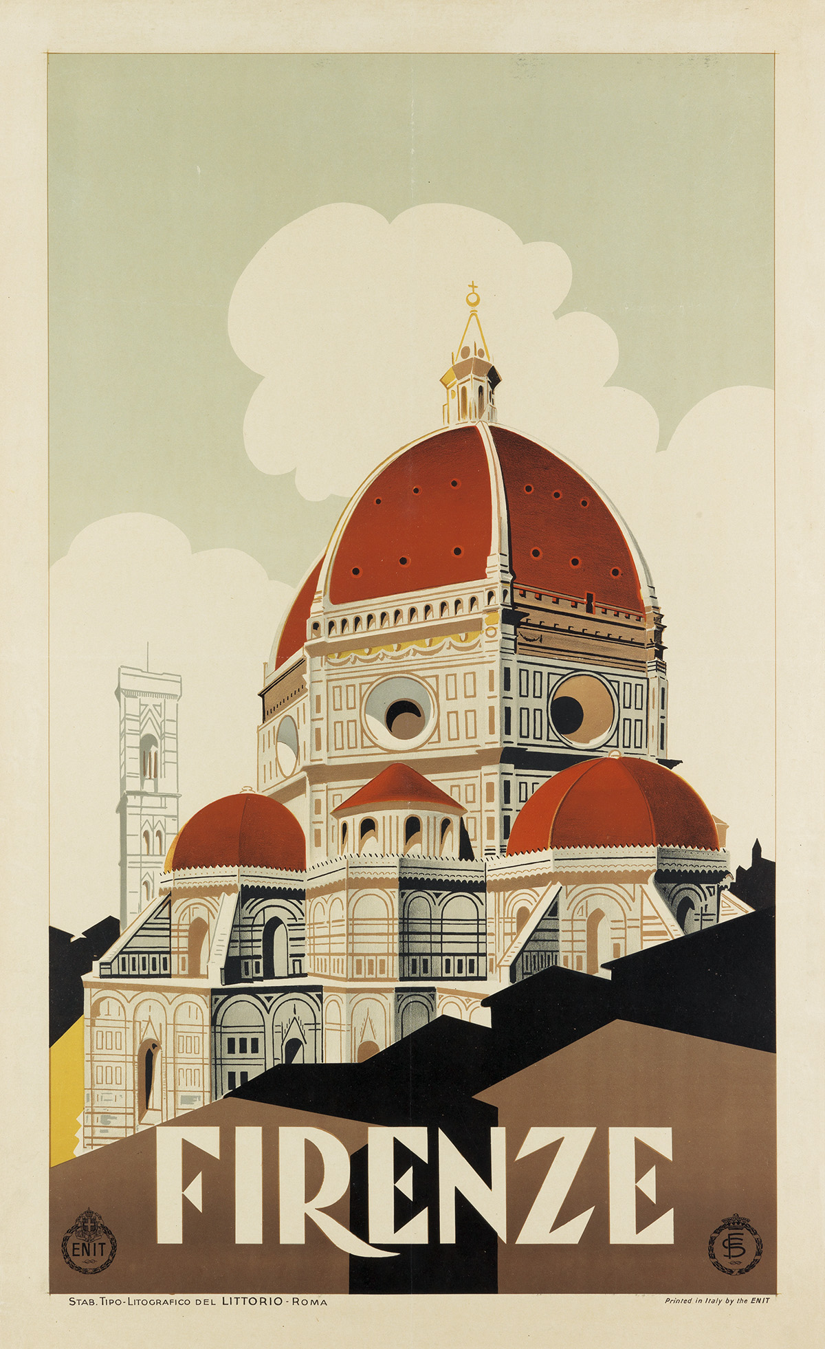 DESIGNER-UNKNOWN-FIRENZE-Circa-1930-39x24-inches-100x61-cm-L