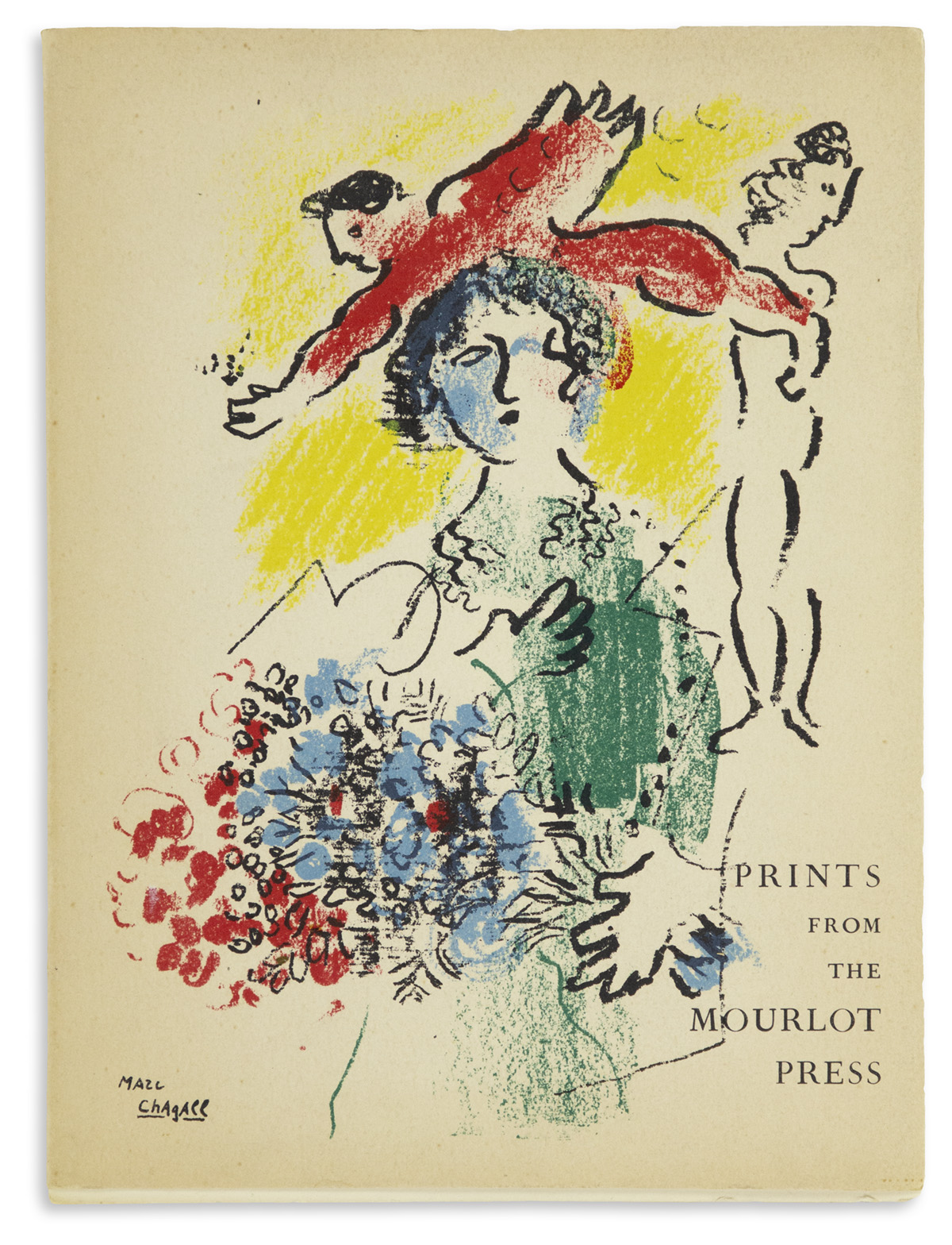 (MOURLOT-PRESS)-Prints-from-the-Mourlot-Press