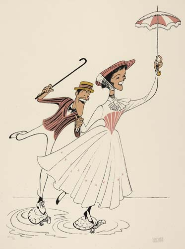 Mary Poppins, Supercalifragilistic