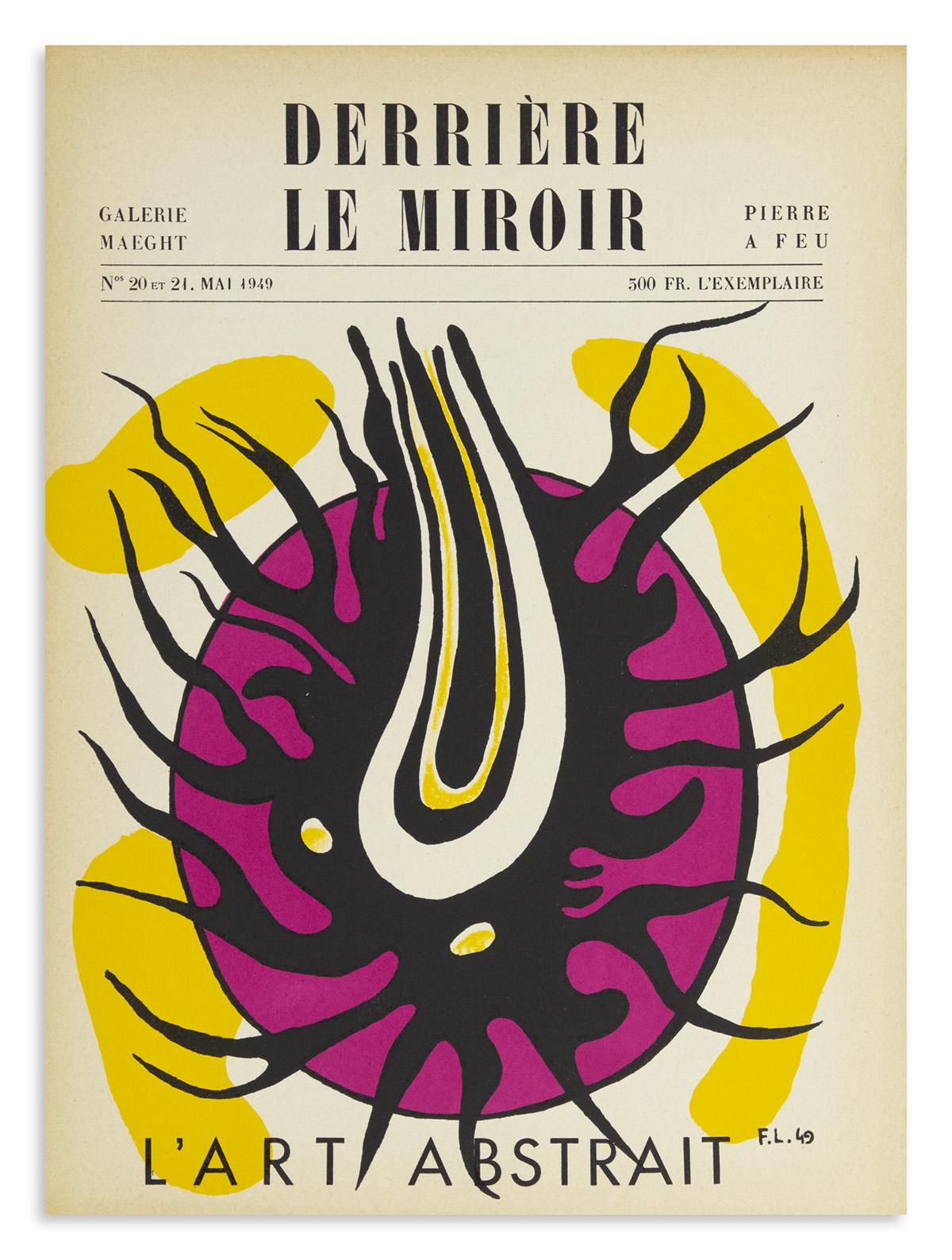 DERRIÈRE-LE-MIROIR-Group-of-50-volumes