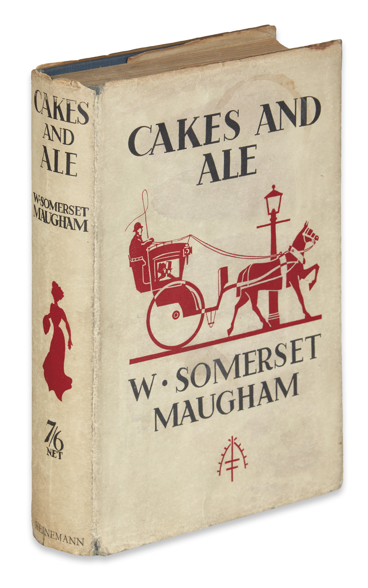 MAUGHAM-W-SOMERSET-Cakes-And-Ale-or-the-Skeleton-in-the-Cupb