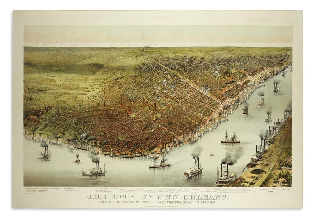 CURRIER--IVES-The-City-of-New-Orleans-and-the-Mississippi-Ri